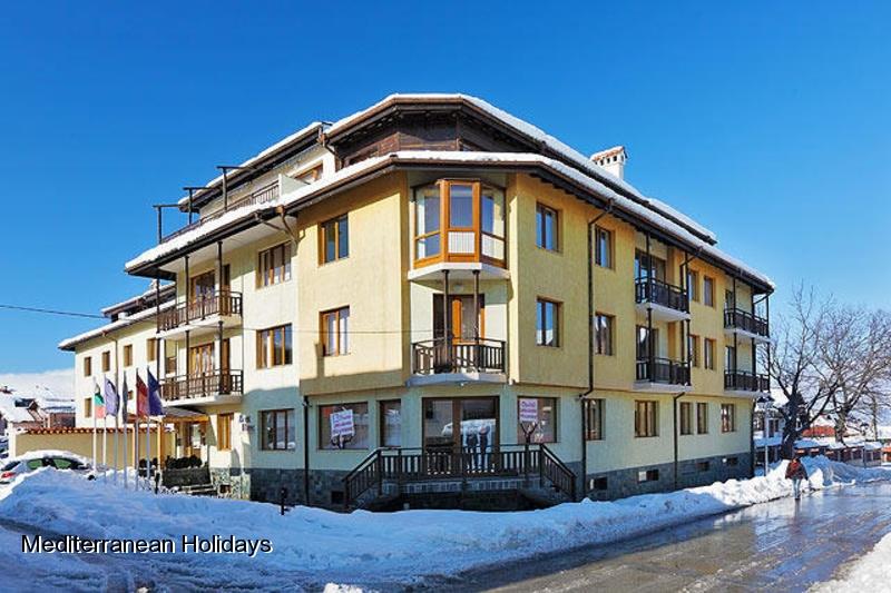 Aparthotel Mont Blanc